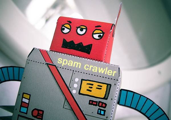 spam-crawler
