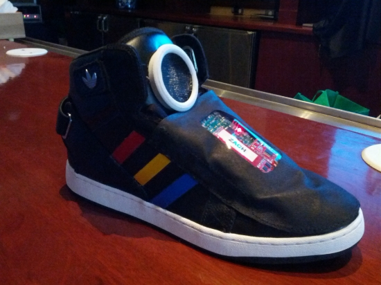 Google-Shoe