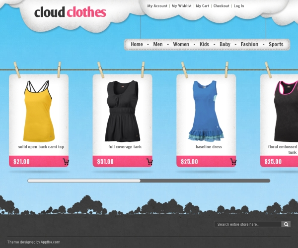 cloud-clothes