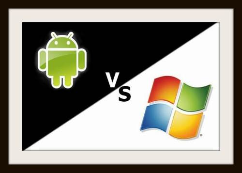 win-vs-android