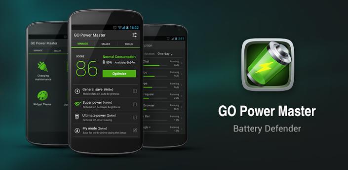 Go-power-Master