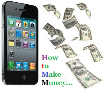 make_money_by_iphone_mobile_application_development