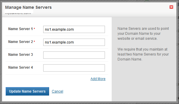 name-server