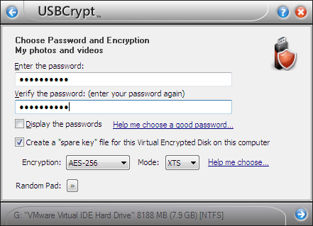 usb-software-encyption