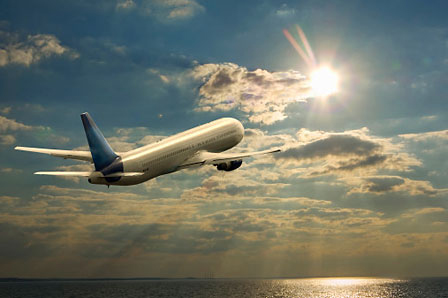 stress-free long flights