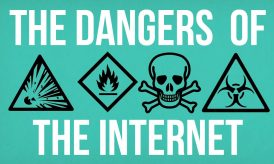 danger of internet